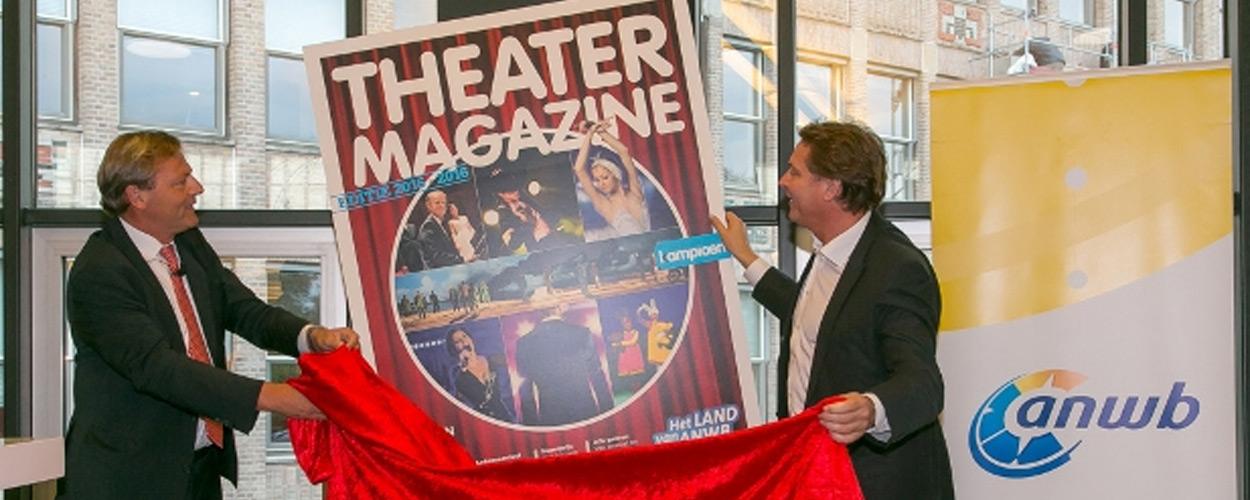 Nieuw Theatermagazine 2015 / 2016 gepresenteerd