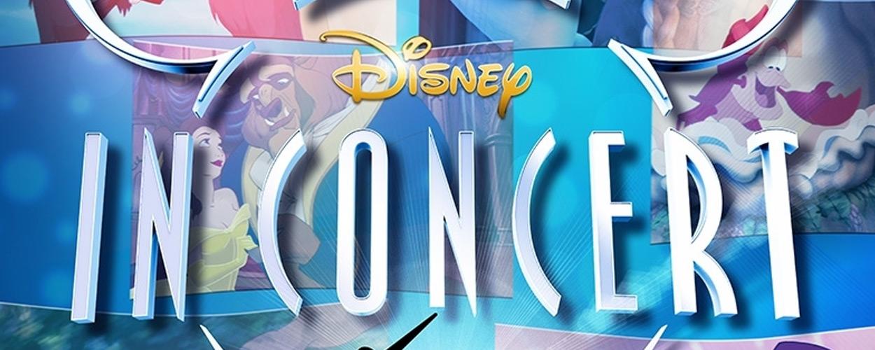 Jim Bakkum en Guido Spek ook bij Disney in Concert