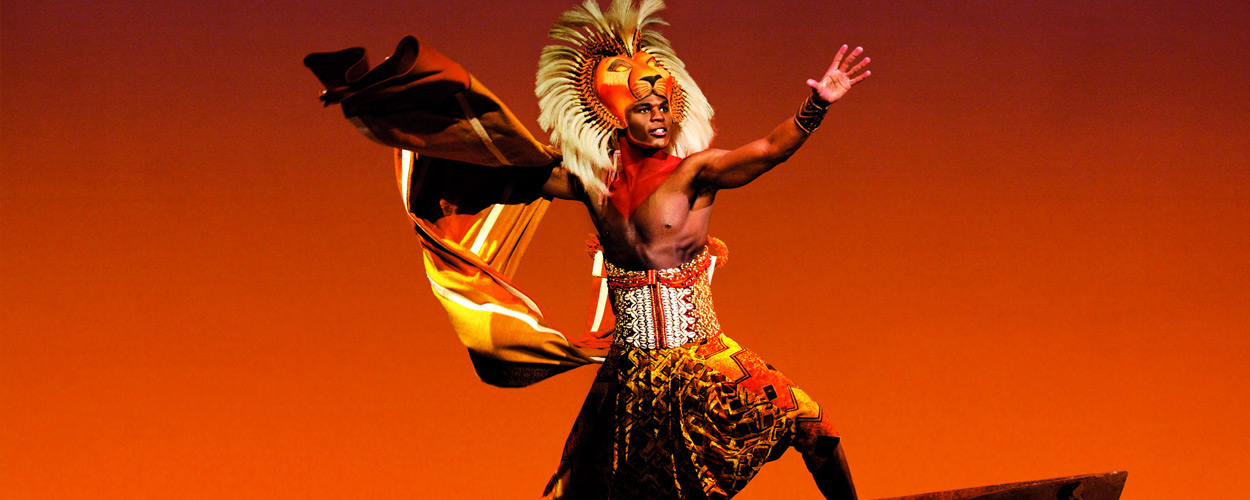 The Lion King op West End Live