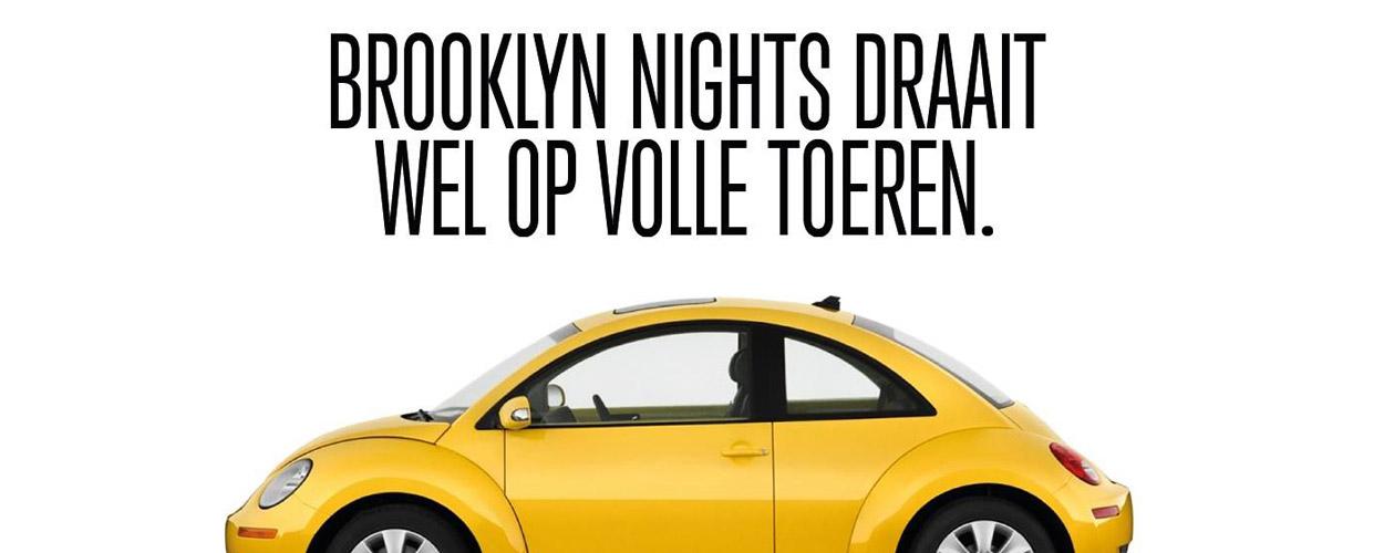 Volkswagen rijder? Ga gratis naar dinnershow Brooklyn Nights