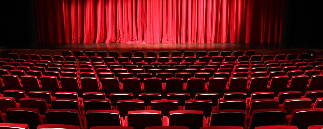 Het DeLaMar Theater in ieder geval dicht tot eind dit jaar