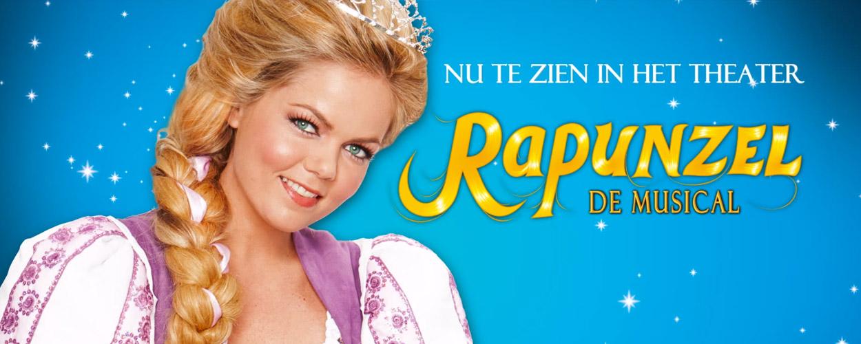 100.000 bezoekers voor Rapunzel De Musical