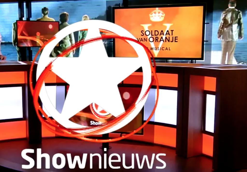 shownieuws_soldaat_van_oranje