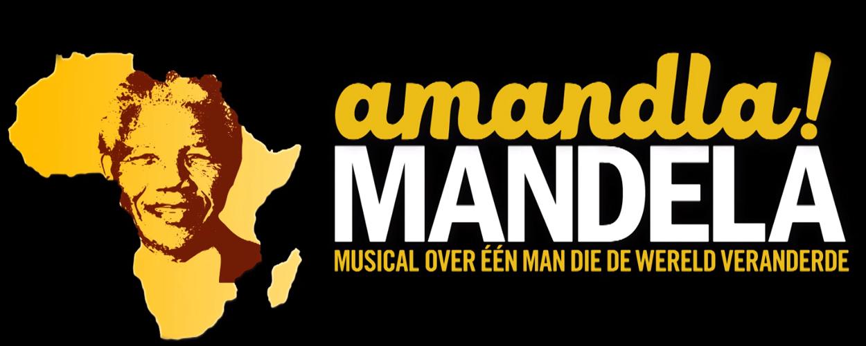 Aankomst Zuid-Afrikaanse castleden Amandla! Mandela