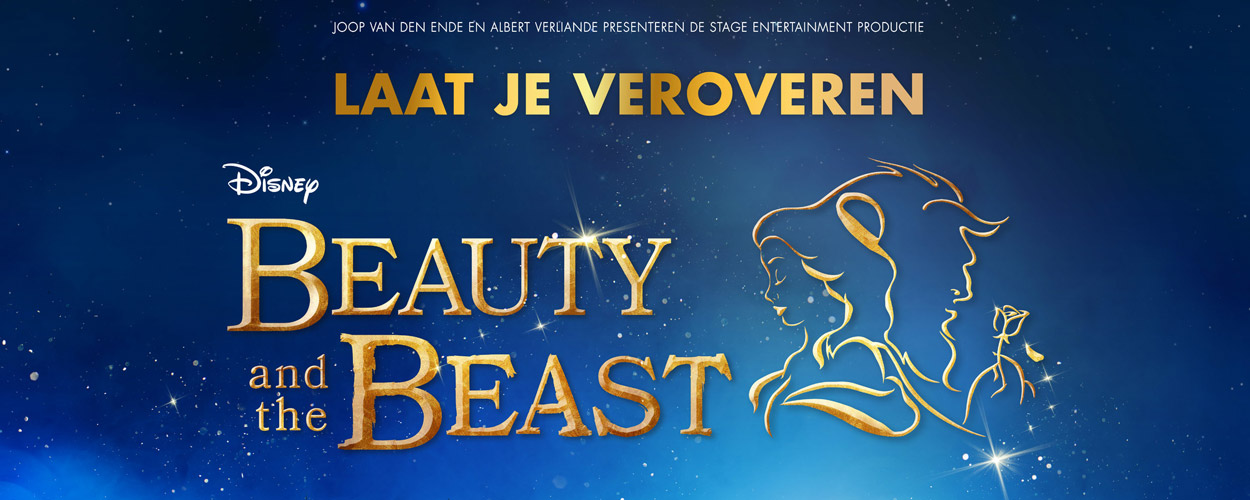 Oude cast Beauty and the Beast wenst Tony Neef veel succes