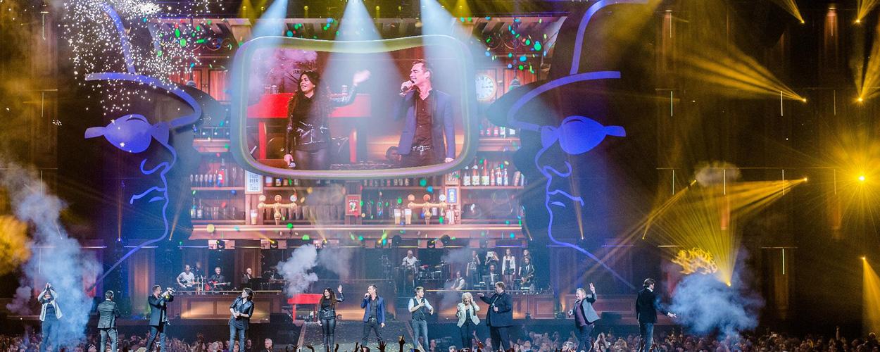 18 maart extra concert van jubileumeditie Holland Zingt Hazes