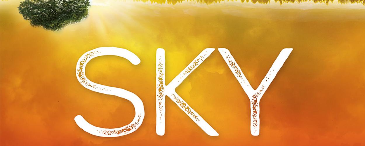 Beelden van de repetities voor Sky