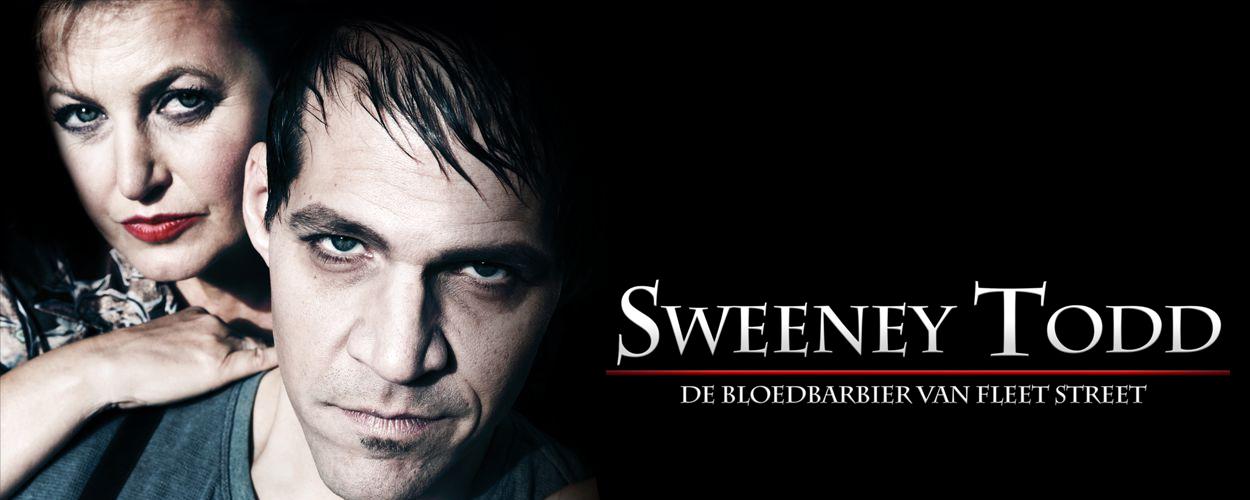 OpusOne presenteert Sweeney Todd met René van Kooten in de hoofdrol