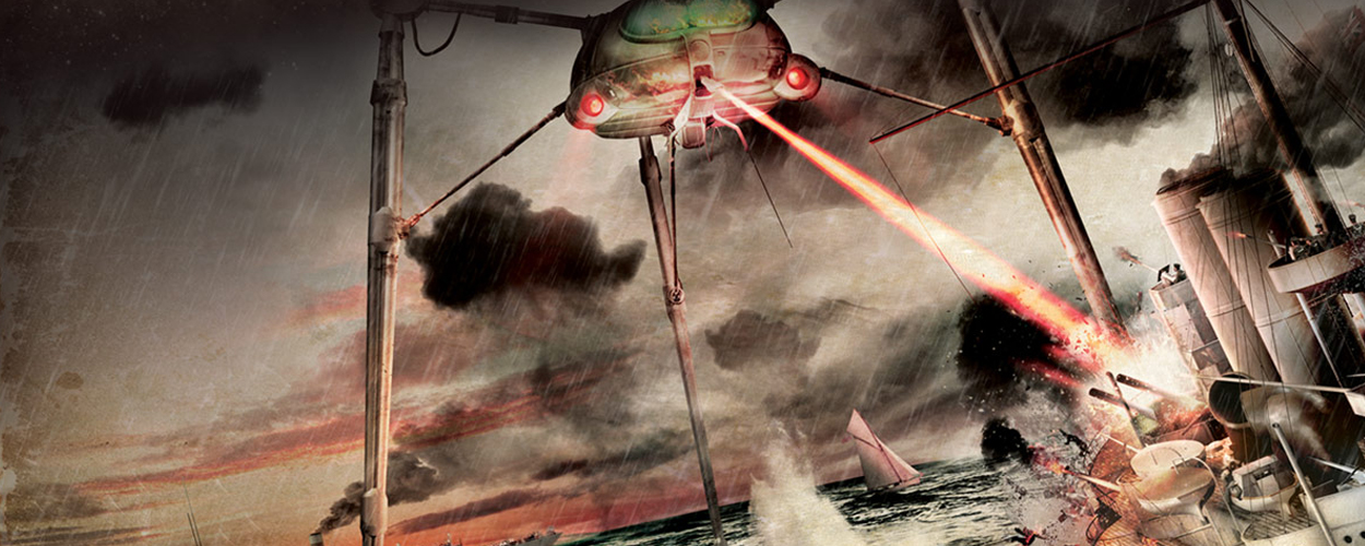 The War Of The Worlds volgend jaar in de Ziggo Dome