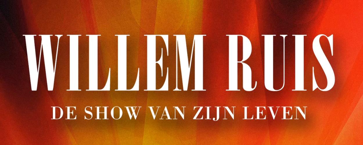 Showstop 'Willem Ruis de show van zijn leven' vanwege bellende bezoeker
