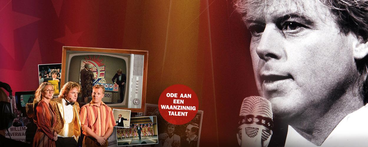 De trailer van Willem Ruis de show van zijn leven