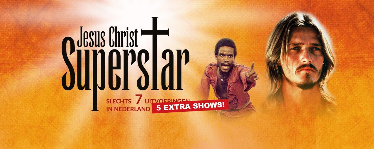 Enorme run op kaarten Jesus Christ Superstar