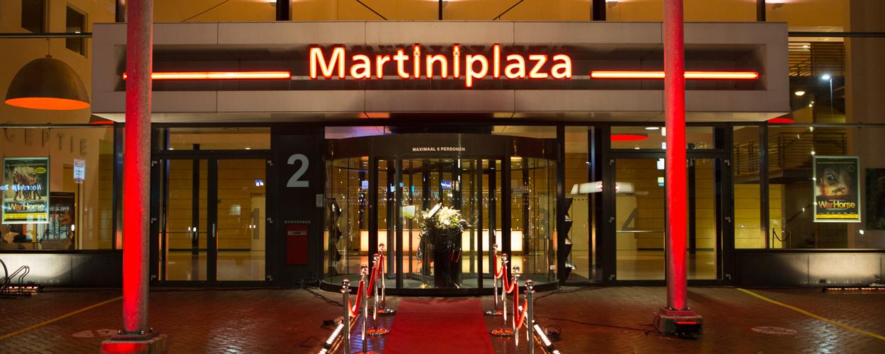 MartiniPlaza open voor pilot met publiek