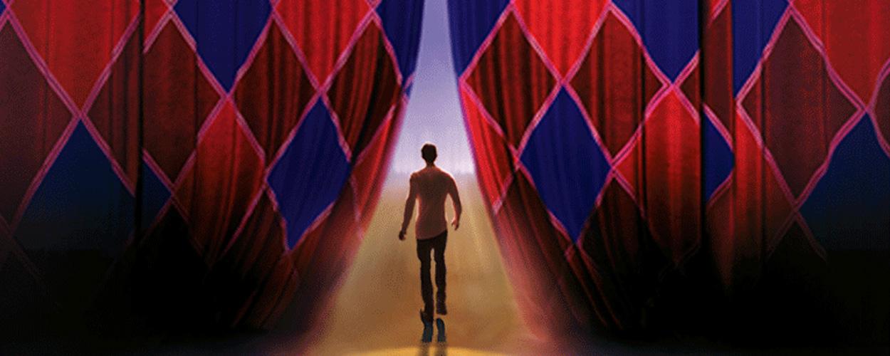 Broadwaysterren Kyle Dean Massey en Gabrielle McClinton voor PIPPIN in Nederland
