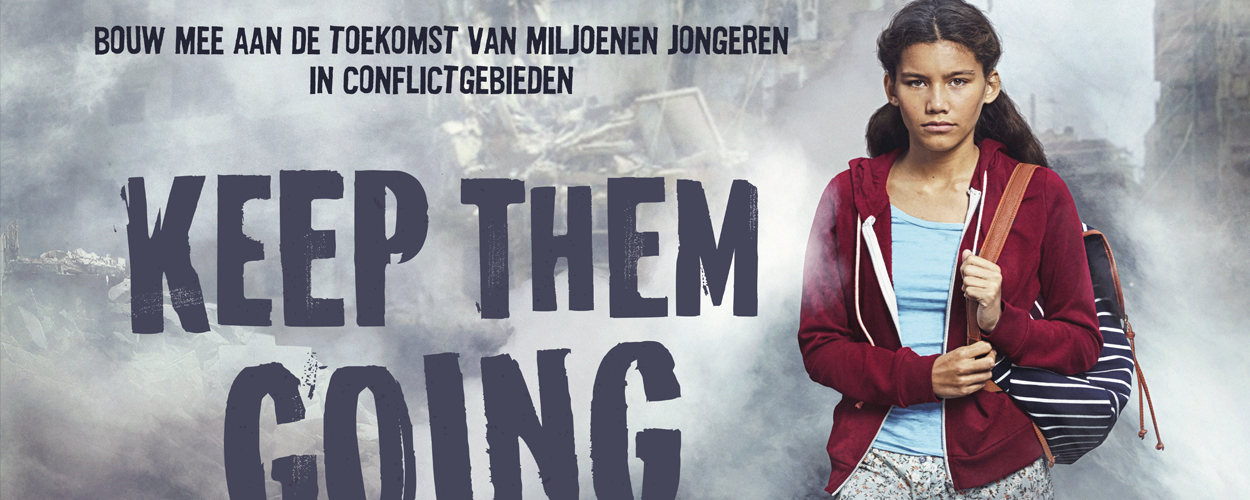 Pay It Forward, de musical voor Serious Request 2015