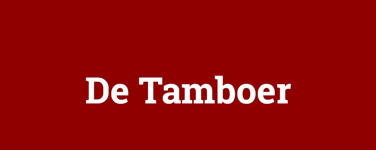 De Tamboer