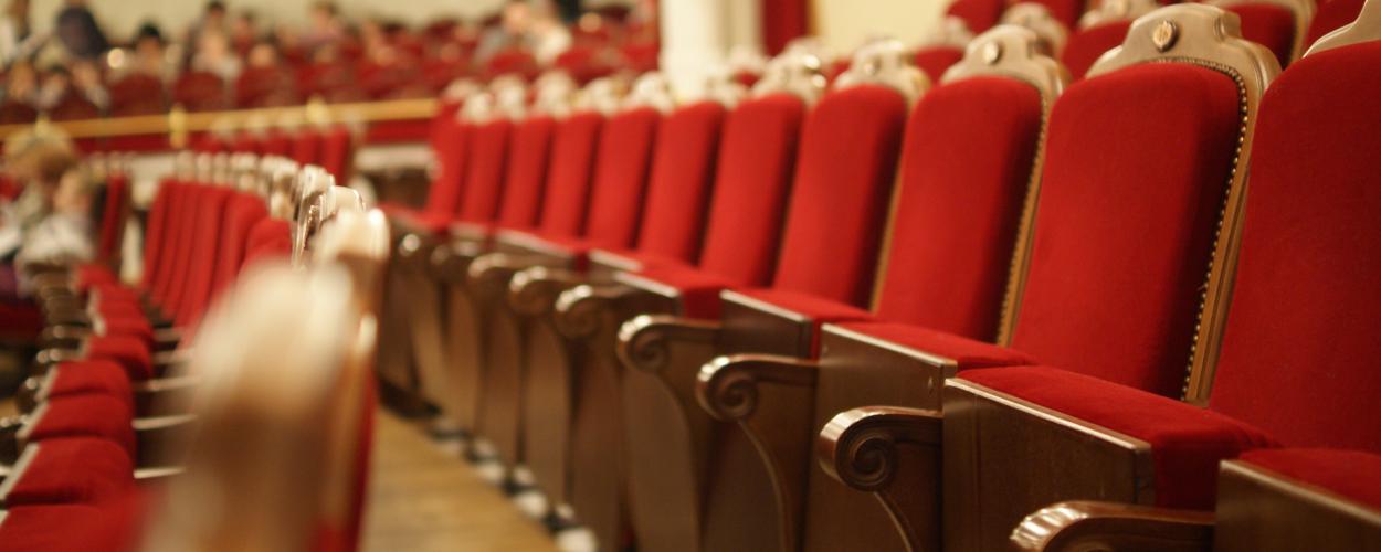 Theaters mogen komende weken maximaal 30 personen ontvangen