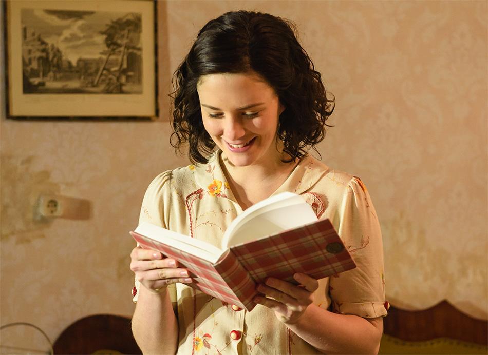 Anne vanaf april terug in theater amsterdam met een nieuwe for Anne frank musical