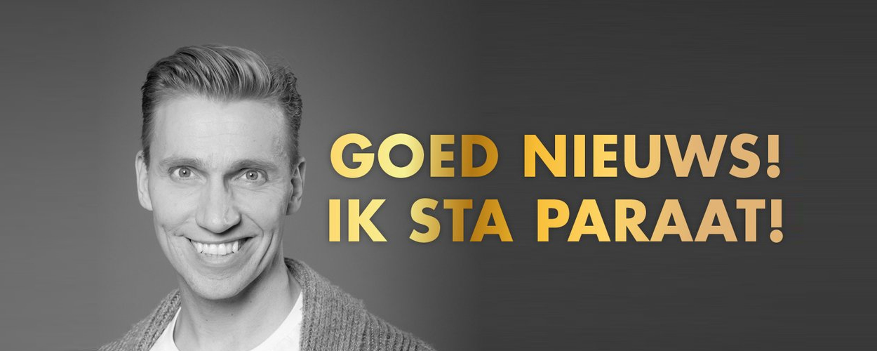 Freek Bartels stopt als Gaston in Beauty and the Beast, Marcel Visscher neemt rol over