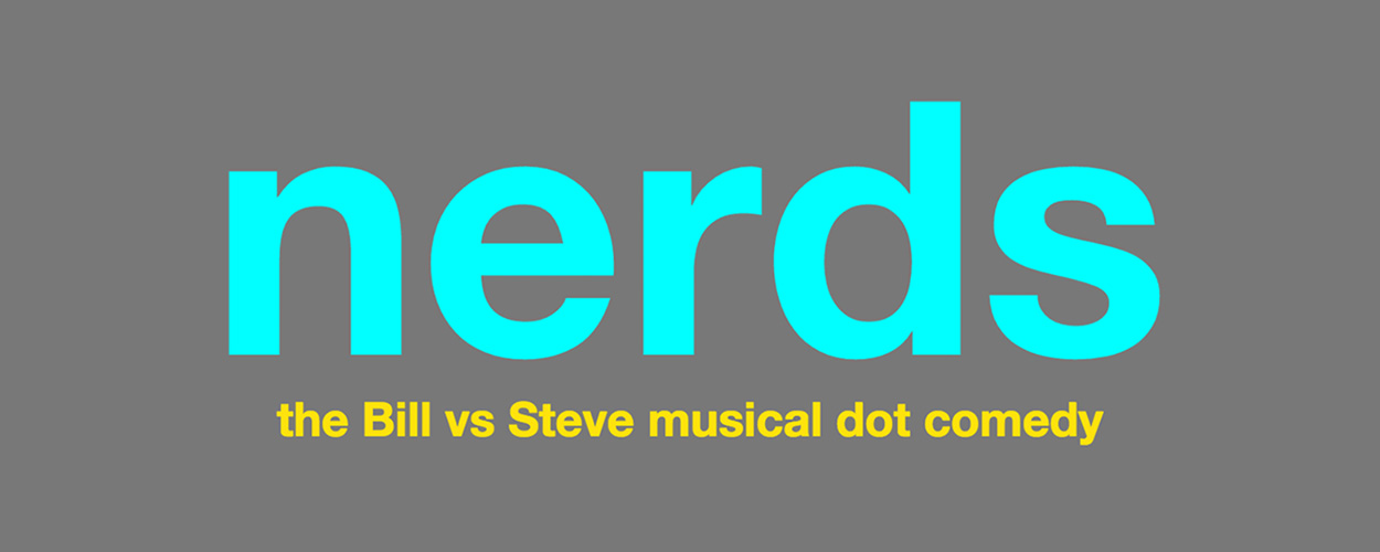 Nerds, een musical over Steve Jobs en Bill Gates komt naar Broadway