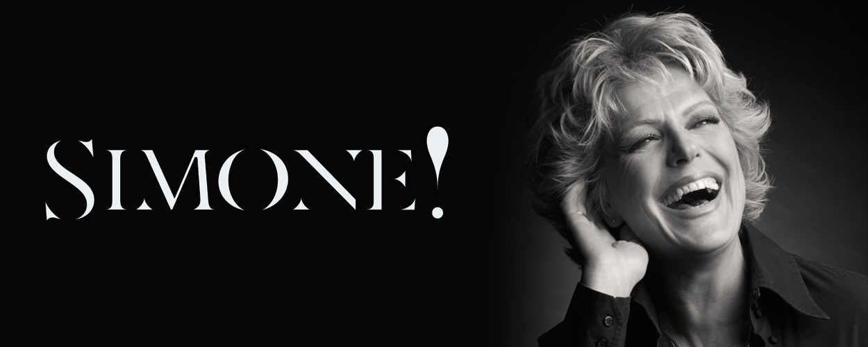 Eerste trailer voor solovoorstelling Simone Kleinsma, Simone!
