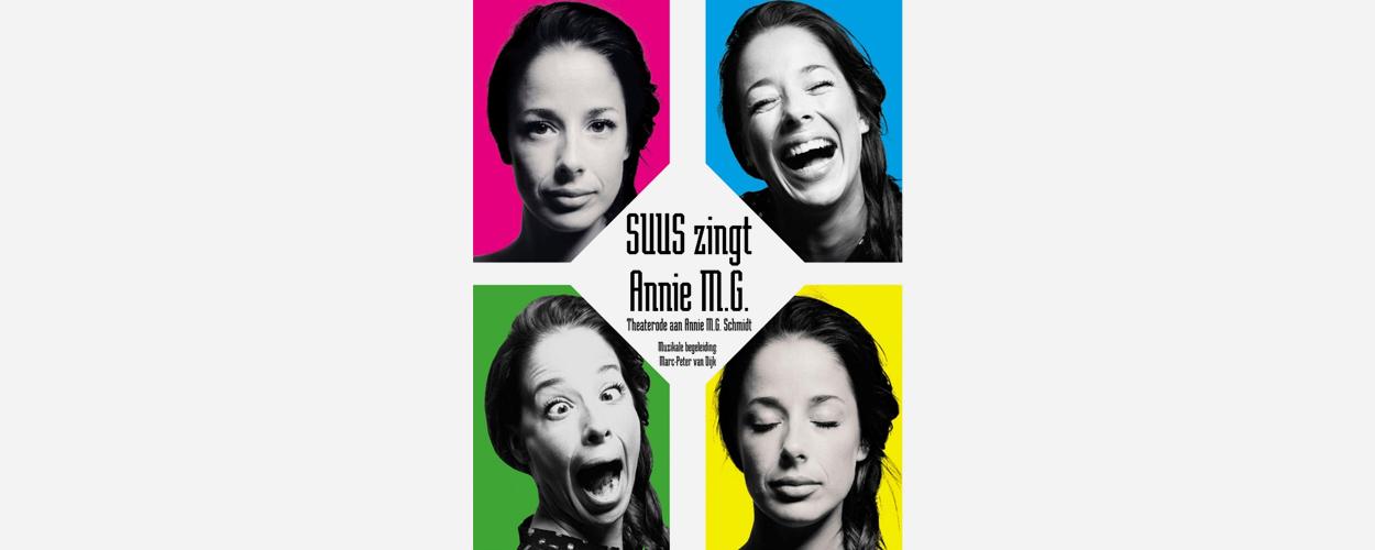 Suus zingt Annie M.G.