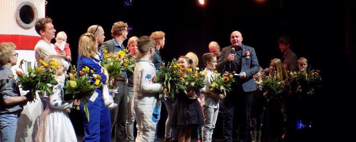Recensie: André het Astronautje is een vrolijk avontuur vol vriendschap en pakkende liedjes