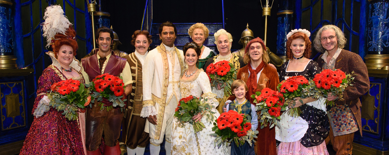 Achter de schermen: Jorge Verkroost als Lefou in Beauty and the Beast