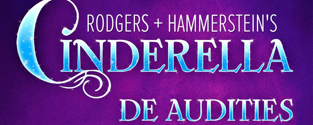 Audities: Solisten en ensemble zangers voor Cinderella van Theatergroep Manteau