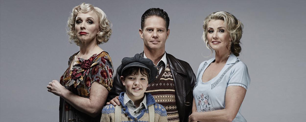 Moederrollen in Ciske de Rat voor Brigitte Nijman en Ellen Evers