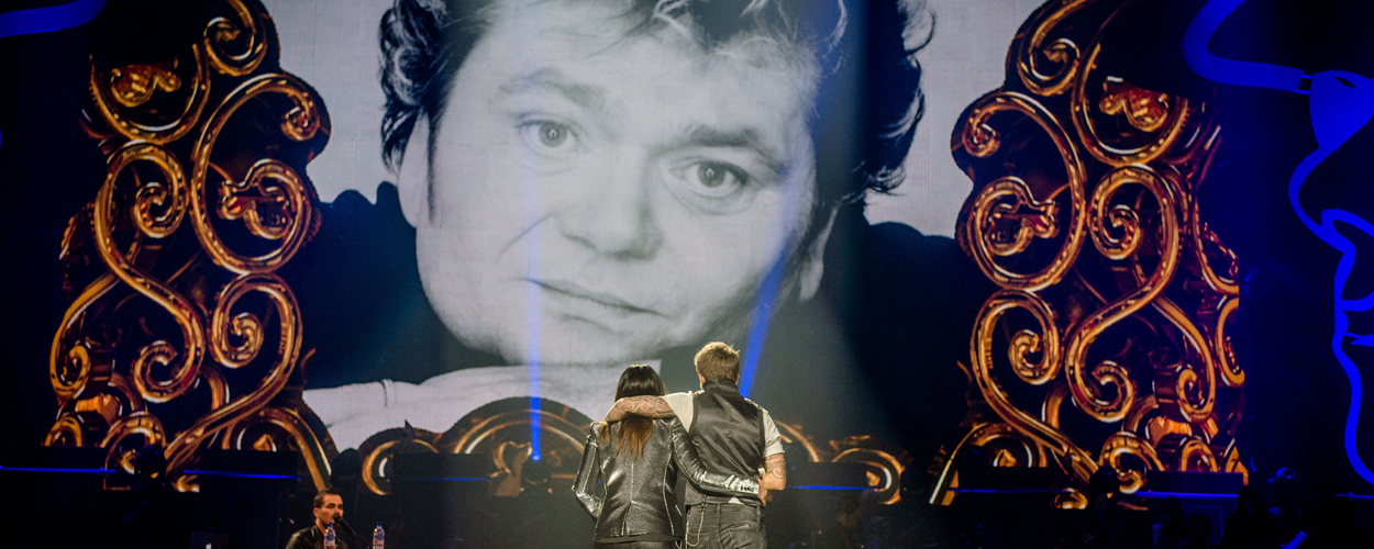 Ook in 2017 Holland Zingt Hazes in de Ziggo Dome