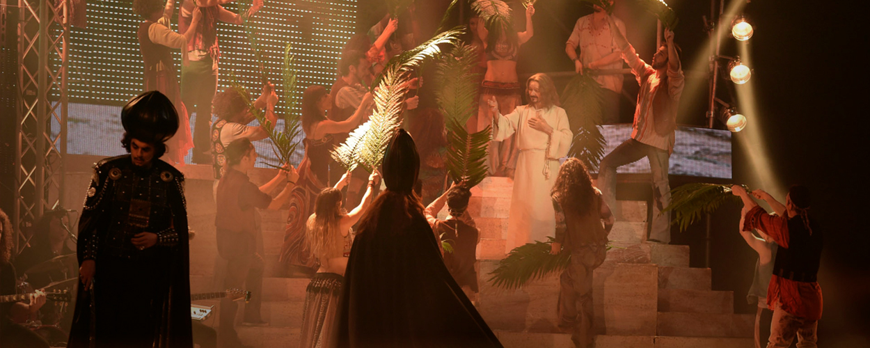Vanavond eerste voorstelling Jesus Christ Superstar