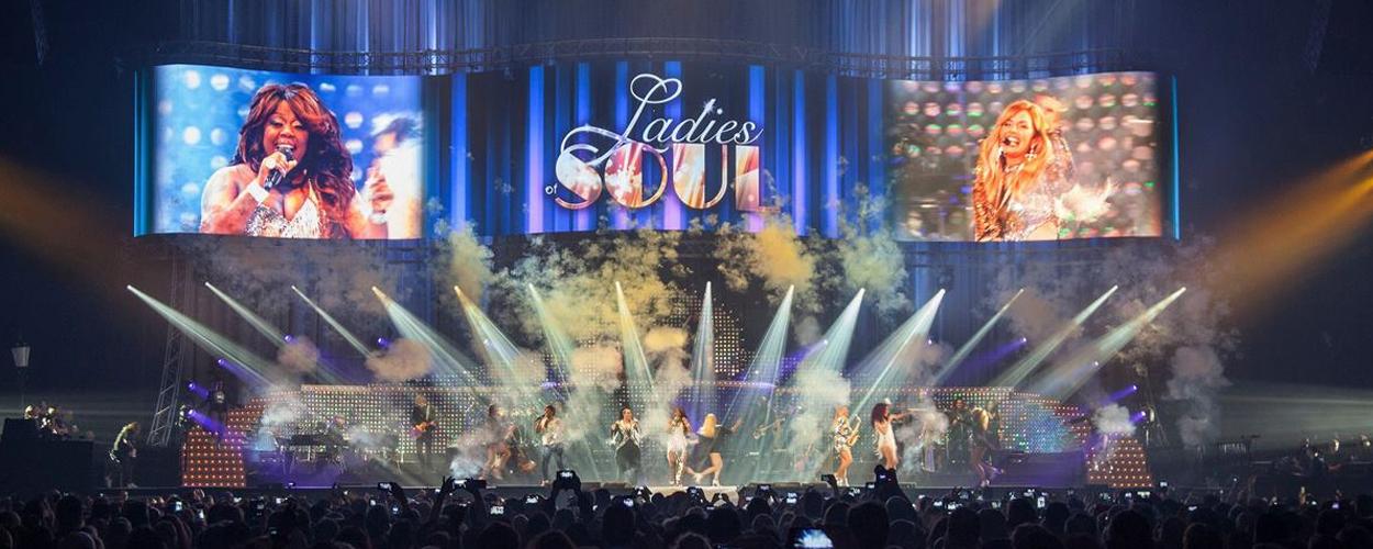 Jubileumeditie Ladies of Soul uit op 2CD + DVD combipack