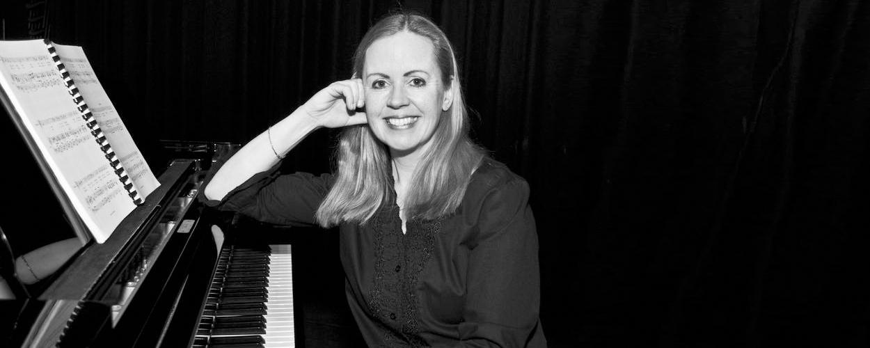 Rosite van der Woude geeft masterclass op MusicalCamp