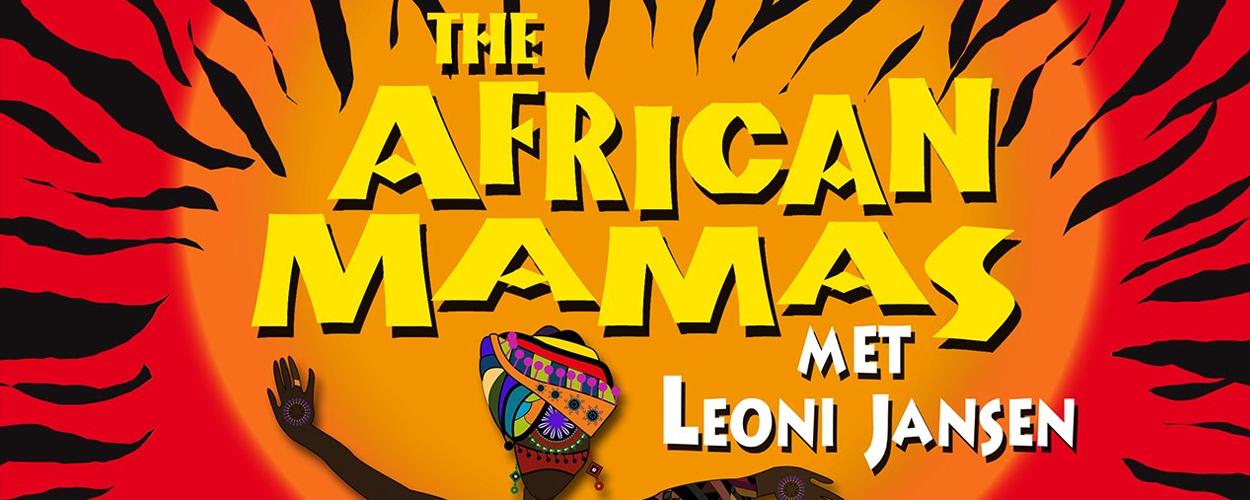 Leonie Meijer understudy Leoni Jansen bij Graceland van The African Mamas