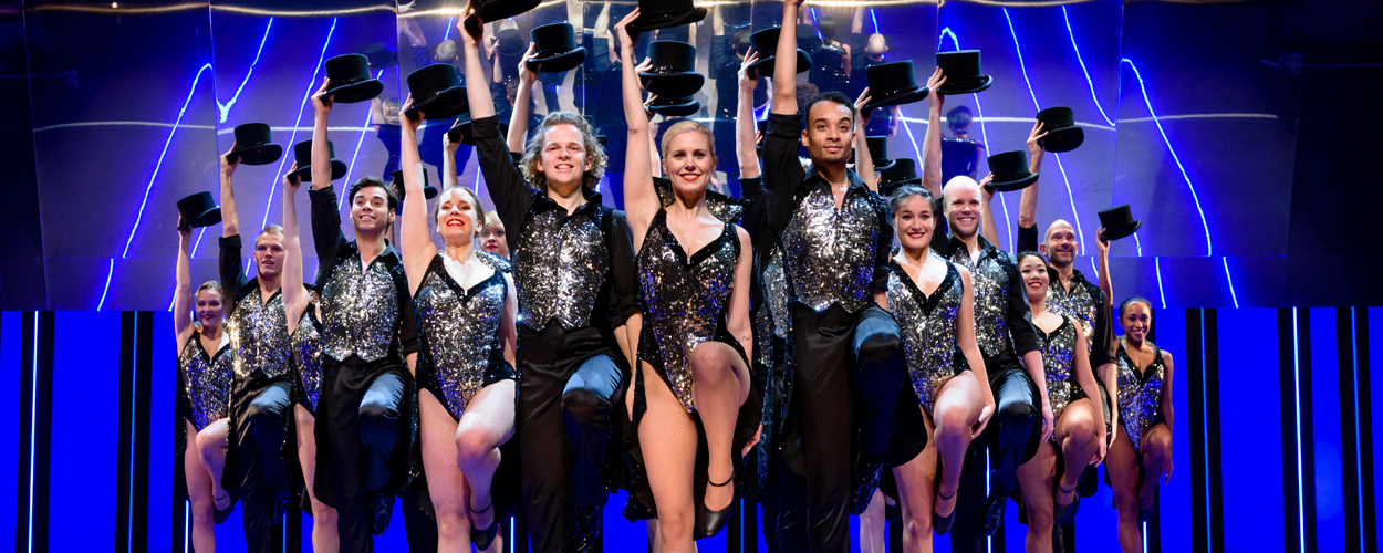 Recensie: A Chorus Line; I Dreamed a Dream