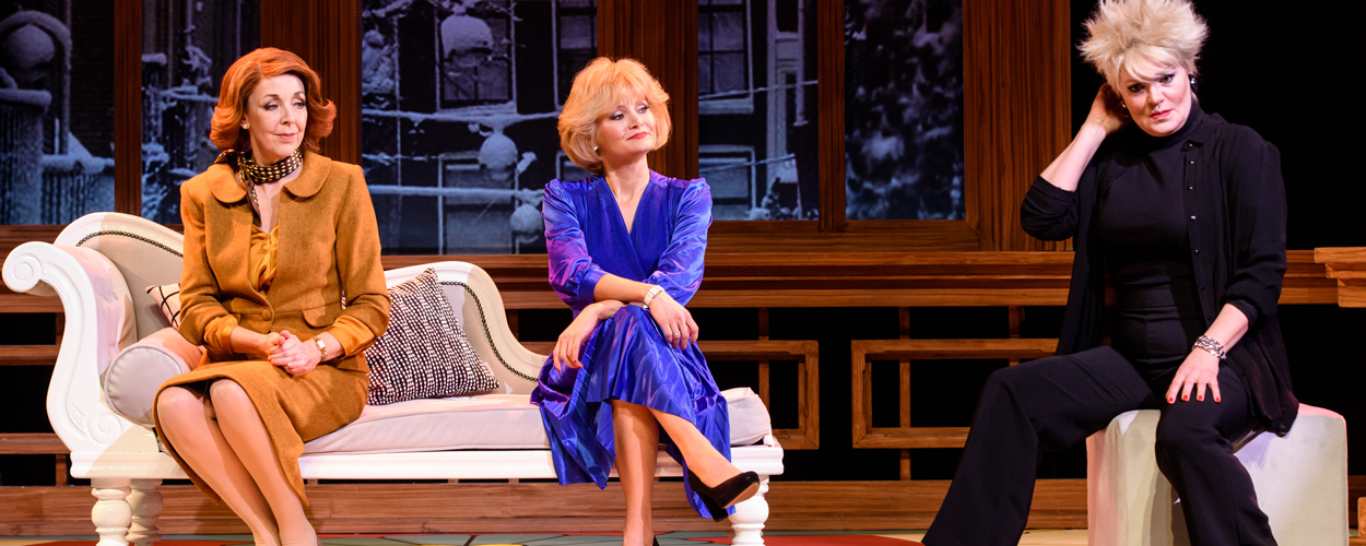 Adèle, Conny, Jasperina – De Grote Drie drie avonden in Koninklijk Theater Carré