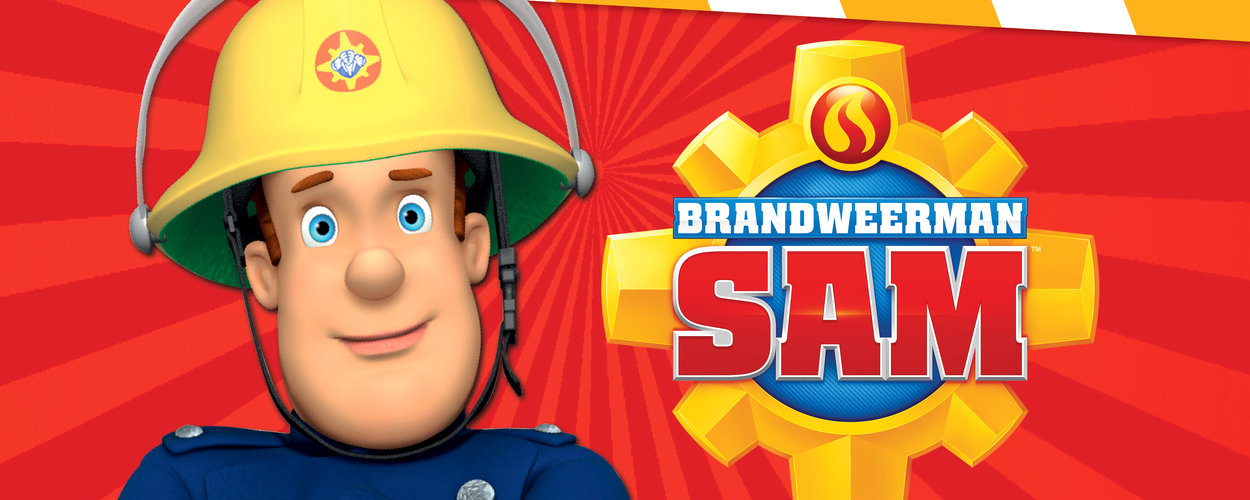 Brandweerman Sam komt naar Antwerpen en Gent