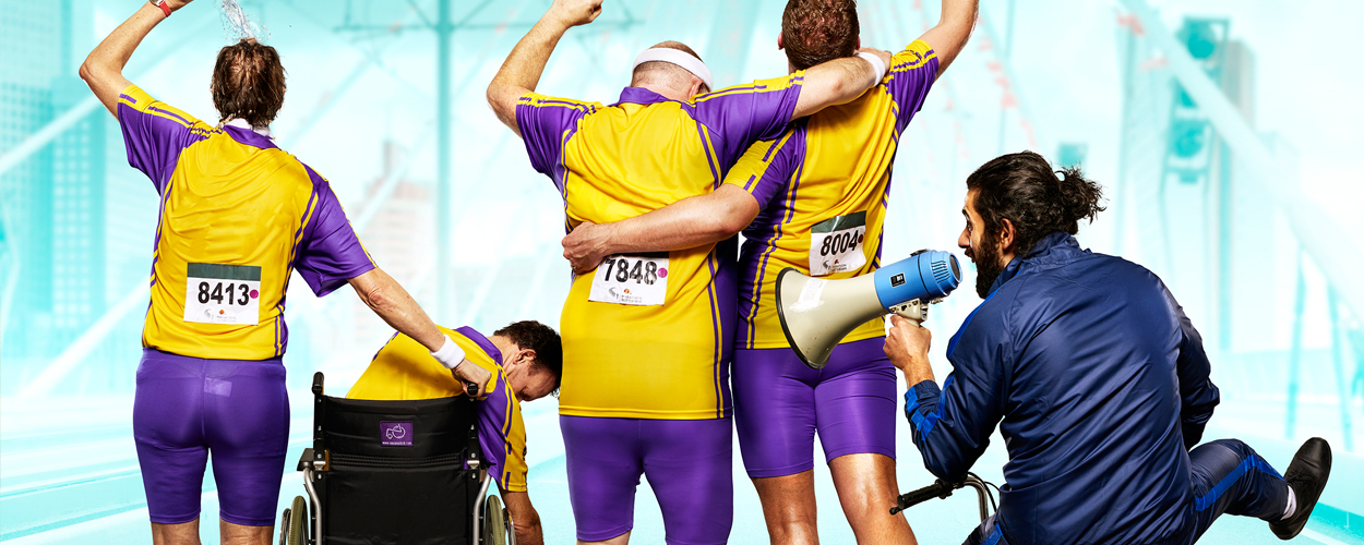 De Marathon vanaf volgend jaar te zien in de Nederlandse theaters