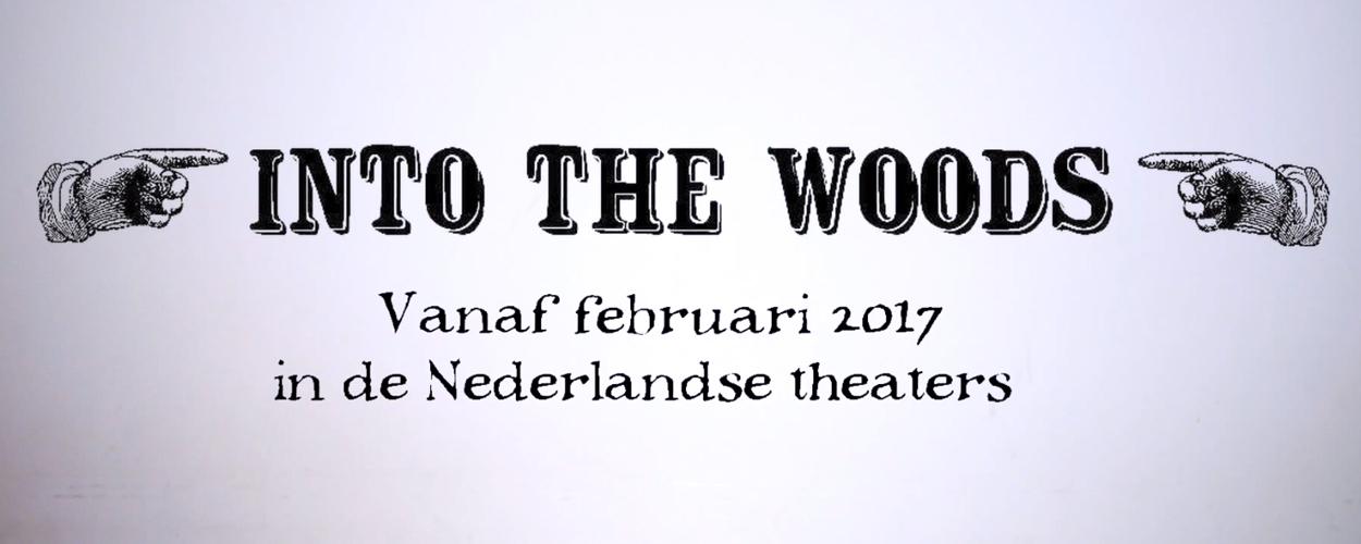 Eerste teaser Into the Woods gepubliceerd