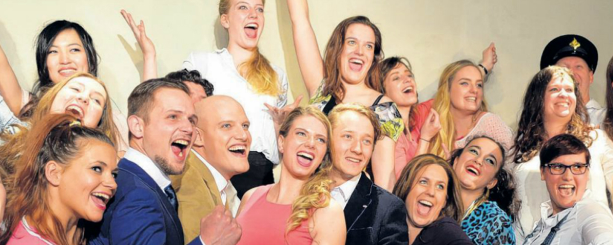 Musical Legally Blonde 24, 25 en 26 juni in de Goudse Schouwburg