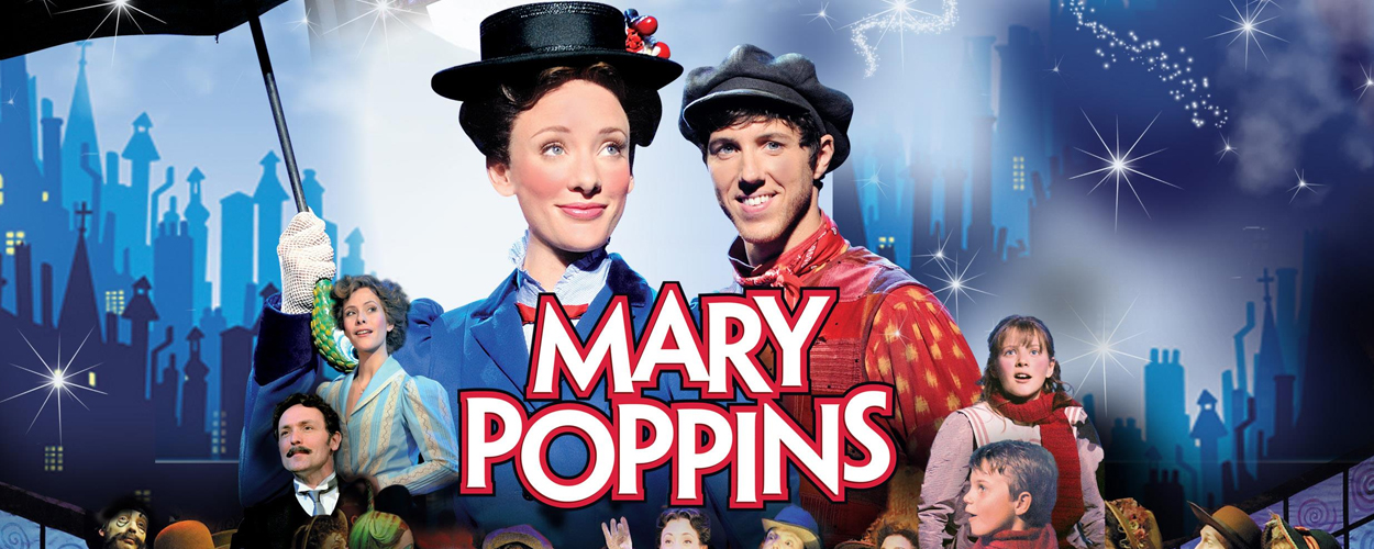 Noortje Herlaar terug in de rol van Mary Poppins in Mary Poppins Returns
