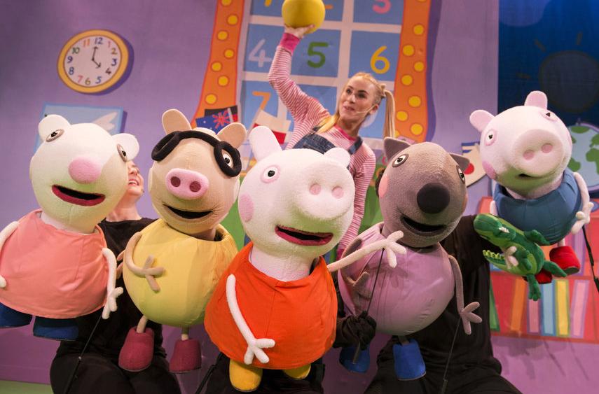 Peppa Pig – De Grote Plons
