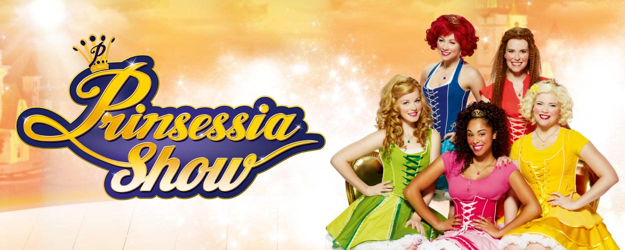 Theatershow Prinsessia van Studio 100 dit najaar ook naar Vlaanderen