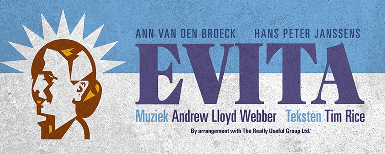 Castleden Evita over de musical en de repetities