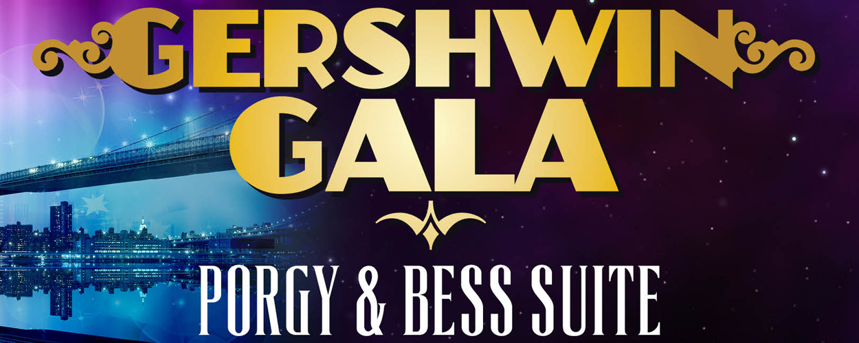 Uniek Gershwin Gala van The New Romanian Symphoniy Orchestra