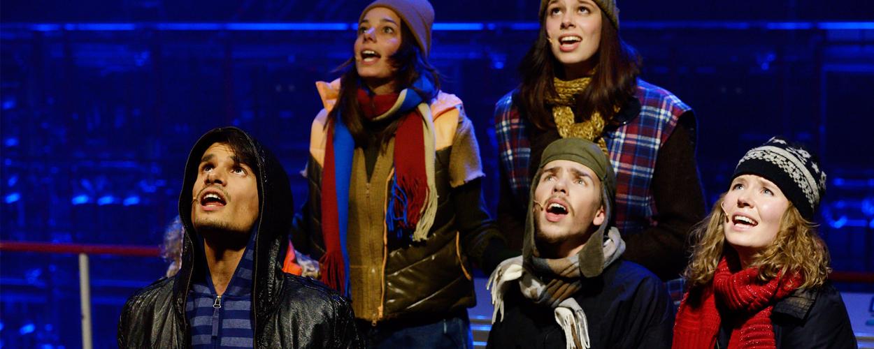 Het Nieuwe Theater biedt met theaterconcert opnieuw een podium voor talent in de regio