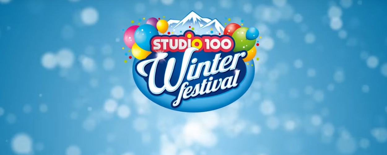 Soy Kroon en Keet! presenteren Studio 100 Winterfestival