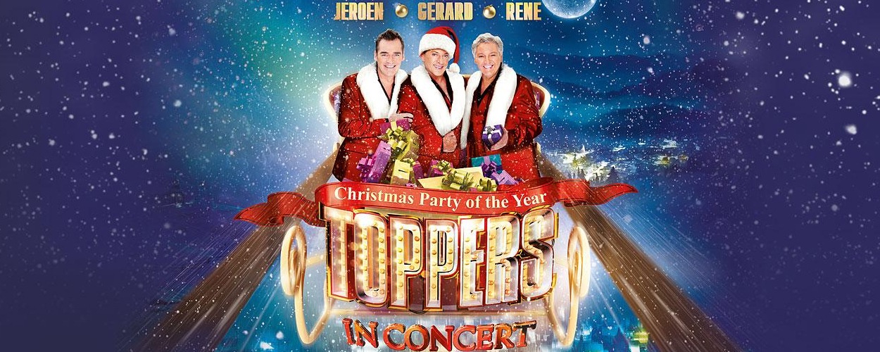 Extra jubileumshow Toppers in Concert, Christmas party of the year