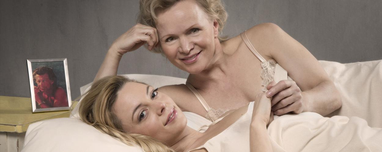Volgend seizoen een nieuwe Mulischroman in het theater, Twee Vrouwen